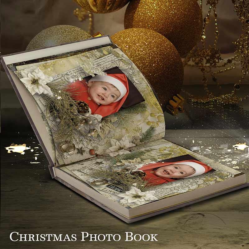 christmas photobook